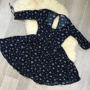 Flowy Hollister Dress